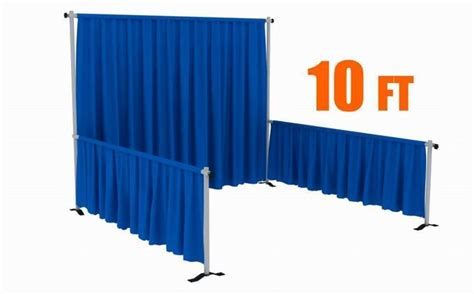 portable curtain stand sale portable photo booth pipe and drape stands photo