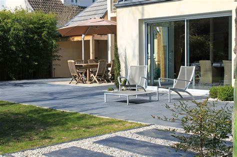 moderne überdachungen terrasse terrasses et pas japonais moderne terrasse et patio