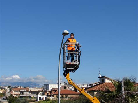 manutenzione illuminazione pubblica ladispoli illuminazione pubblica indizione di gara per