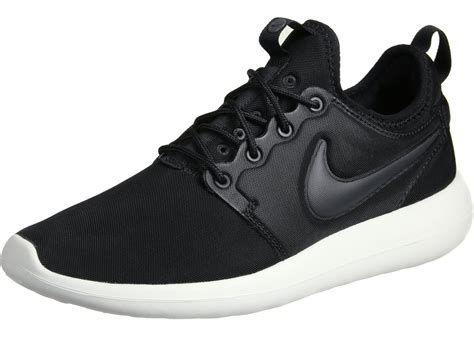 black nike shoes nike roshe two shoes black
