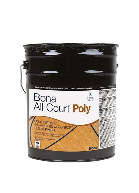 Bona All Court® Poly