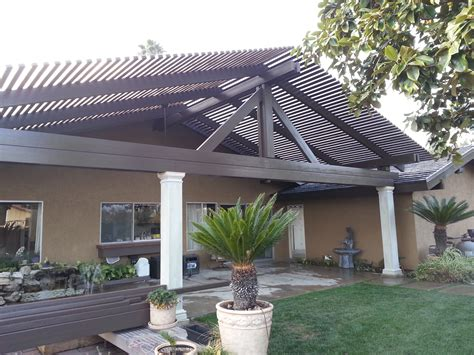 Lattice Patio Covers   Advance Awning and Patio Cover