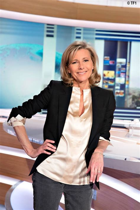 french fashion at 50 claire chazal french fashion role model for 40 50 60