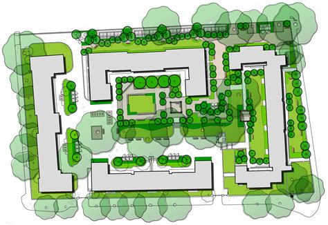 residential layout design concepts residential landscape architecture design process for the