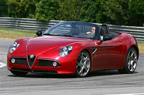 alfa romeo spider 8c alfa romeo 8c spider review autocar