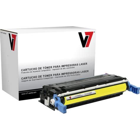 Serbuk Toner Hp 4600 Yellow printer