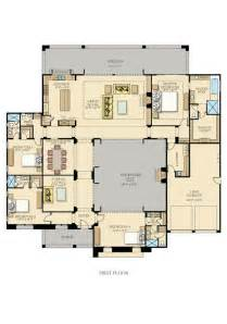 4 Bedroom Cabin Plans best 20 courtyard house plans ideas on pinterest