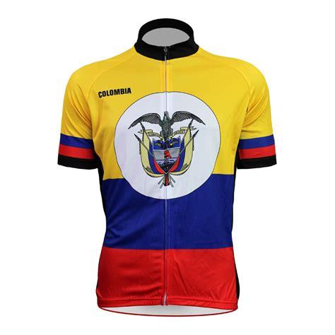 kolombiya bisiklet jersey promosyon tanitim ueruenlerini al