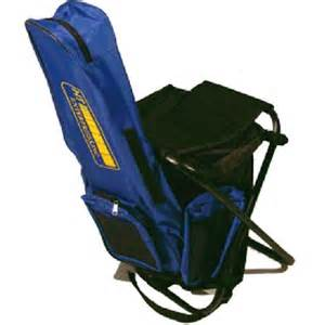 backpack chair h t enterprises sit pack folding backpack chair 189255