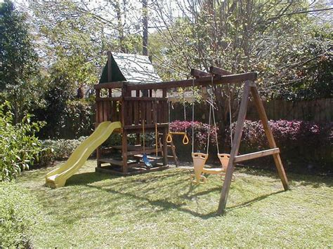 best wooden swing sets for the money 17 best ideas about swing set plans on pinterest wooden