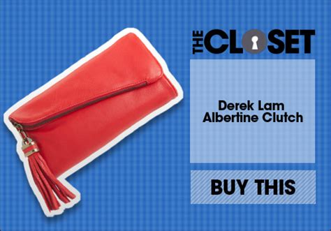 Derek Lam Marlene Clutch by The Closet Shop From Our Editor S Picks Obsessed Magazine