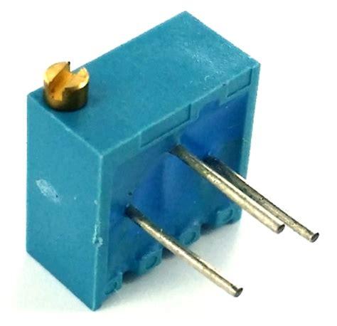 murata resistors 20k ohm trimpot variable resistor murata pot3106p 1 203 west florida components