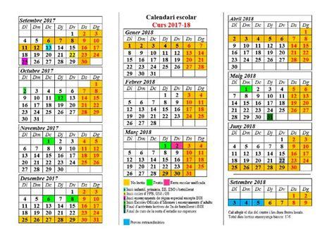 calendario curso 2016 2017 baleares calendario escolar islas baleares calendario escolar islas