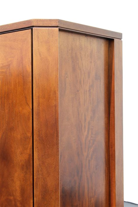Baker Furniture Armoire by Charles Pfister Armoire For Baker Furniture At 1stdibs