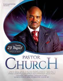 church flyer templates the pastors church free flyer template for photoshop