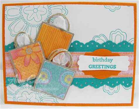 card bag ideas birthday gift bag card ust4fun celona