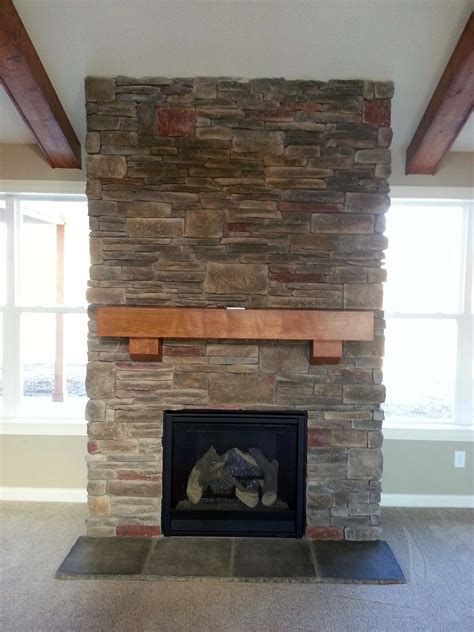 stones for fireplaces stone veneer fireplace to decorate your living room