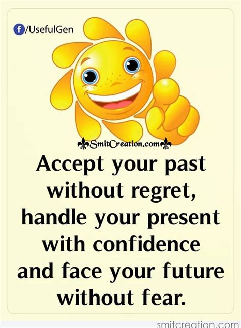 Without Regret accept your past without regret smitcreation