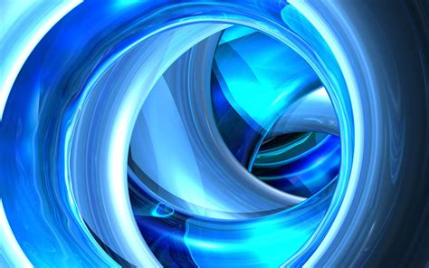 wallpaper abstrak 3d koleksi wallpaper biru 3d abstrak keren