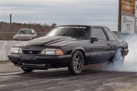 black fox mustang 1989 turbo fox mustang coupe 850whp