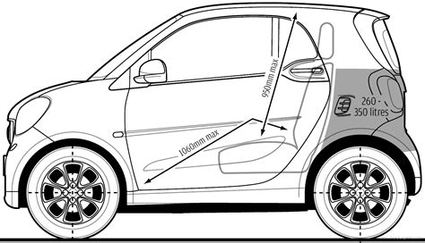 what is the length of a smart car smart car length images search