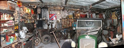 Church Decorating Ideas Old Style Garage Looking Through The Lense