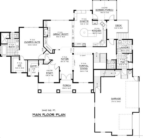 Luxury Floor Plan by Luxury House Floor Plans Modern House
