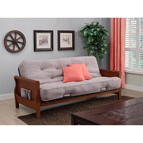 wood futon walmart wooden futon bm furnititure