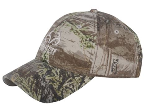 real tree cap realtree outfitters logo cap cotton