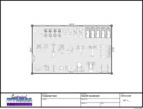 Gym Floor Plan Layout by Small Gym Floor Plan With Dim S Favorite Places Amp Spaces