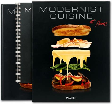 modernist cuisine at home taschen books xl format
