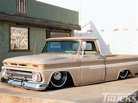 1965 chevrolet c10 custom classic trucks magazine