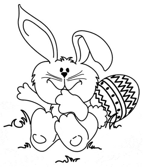 Printable Easter Coloring Pages Coloring Town