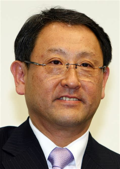 Founder Of Toyota Company Toyota Founder S Grandson Akio Toyoda Set To Become New