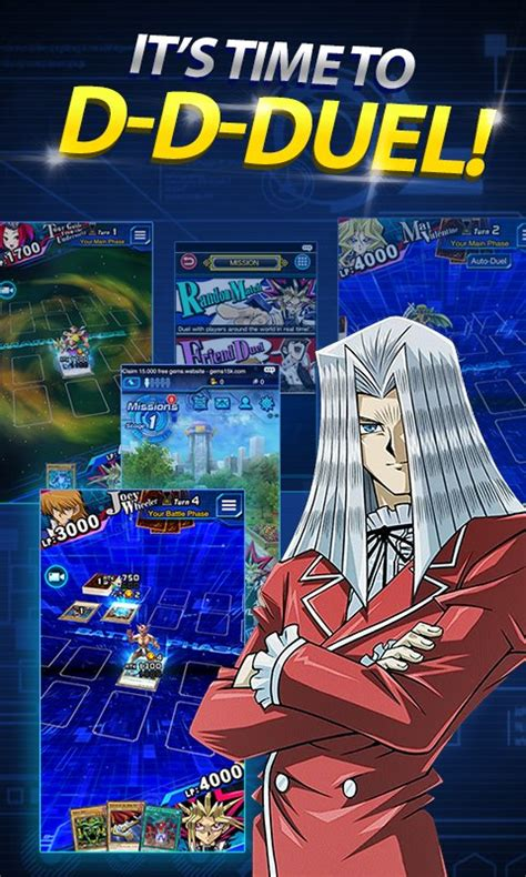 download mod game yugioh android yu gi oh duel links apk download free card game for
