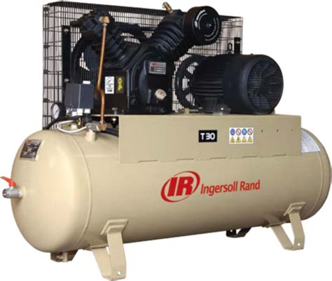 tank mounted 5 hp ingersoll rand small air compressor warranty 12 months rs 75000 id