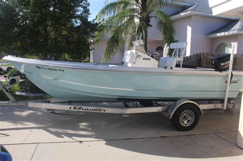 used bulls bay boats for sale 2015 used bulls bay 2000 center console fishing boat for