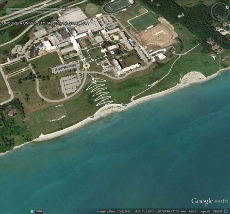Mba In Environmental Studies Concordia Of Wisconsin by Stabilizing Concordia S Bluff Great Lakes