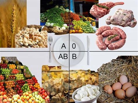 alimentazione in base al gruppo sanguigno dieta gruppo sanguigno cos 232 e come funziona