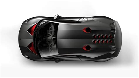 Lamborghini Sesto Elemento Weight Lamborghini Sesto Elemento Ultra Lightweight Carbon Fiber