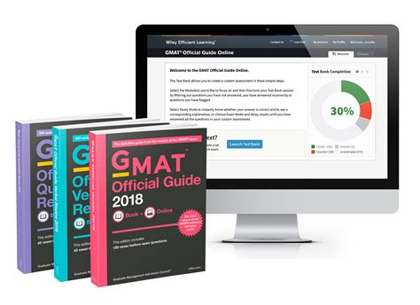 Official Mba Guide Uk by Experience The New Gmat 174 Official Guide