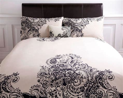 paisley bed linen black paisley print bed linen house of from house of fraser