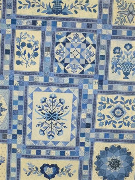 Paducah Quilt Festival by 736 Curated Blue And White Quilts Ideas By Ldeeringtoronto