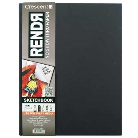 sketch book 8 5 x 11 geekshive rendr hardcover sketchbook 8 5 x 11 paper
