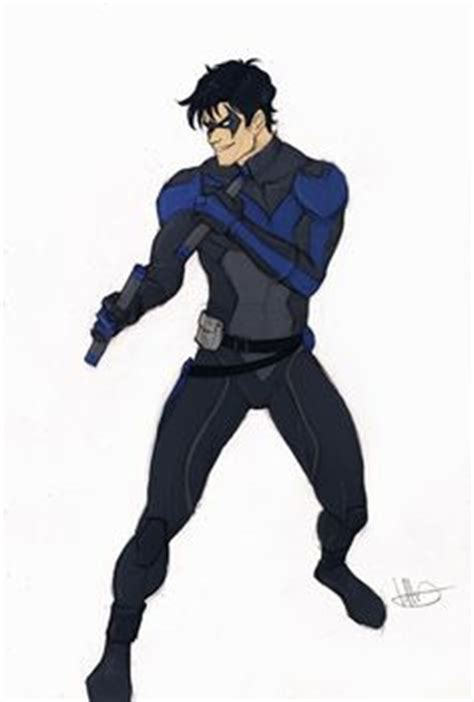 nightwing hairstyle image gallery nightwing hairstyle