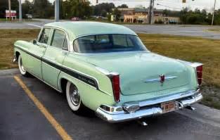 Chrysler Vintage Curbside Classic 1955 Chrysler New Yorker Deluxe Looks