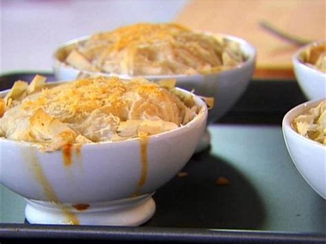 make these barefoot contessa chicken pot pies individual chicken pot pies food network