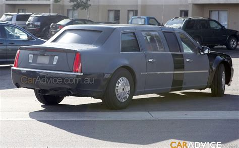 Cadillac One by Cadillac One The President S New Ride Photos 1 Of 10