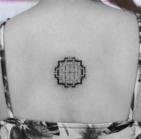 small geometric tattoos 40 geometric designs for and tattooblend
