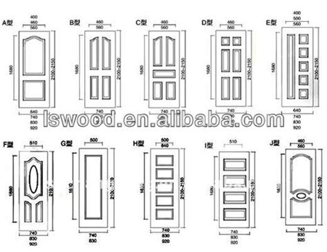 Door Sizes Door Size Plywood Nyatoh Plywood For Exterior Door Buy